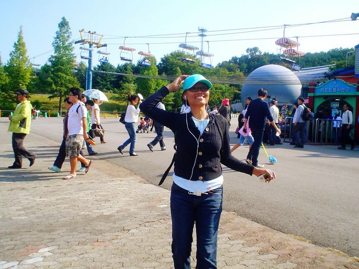 Seoul Land travel Travel Relaxation Amusrment Park Adventure Club