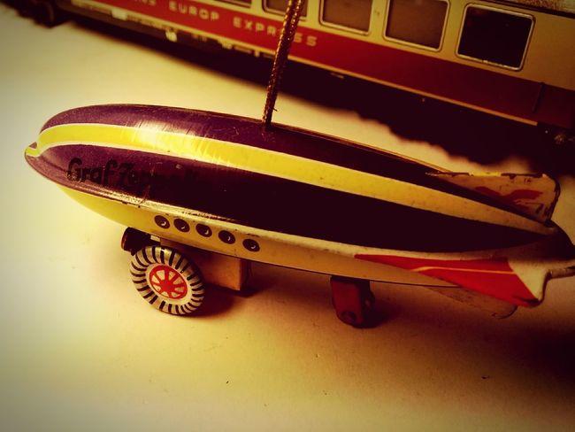 Graf Zeppelin Toys Toysphotography Vintage Retro