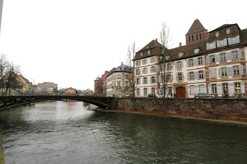 Strasbourg Strasbourg♥ Visiting Strasbourg :) Strasburg MedievalTown Medieval Architecture Bridges Medieval Architecture_collection Bridge