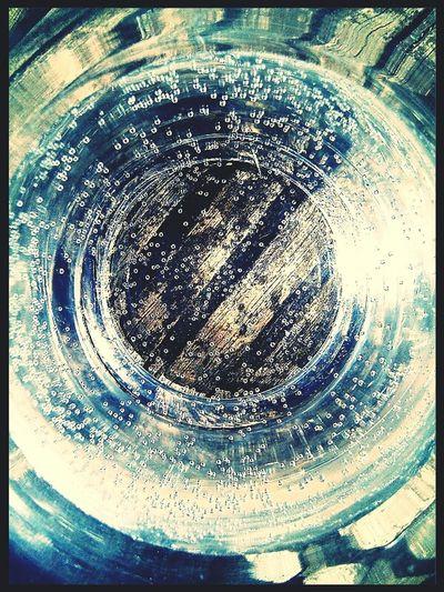 Inside A Pint Glass...