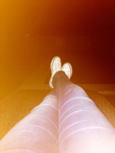 Eu posso ter pernas , mas um dia vou saber voar First Eyeem Photo