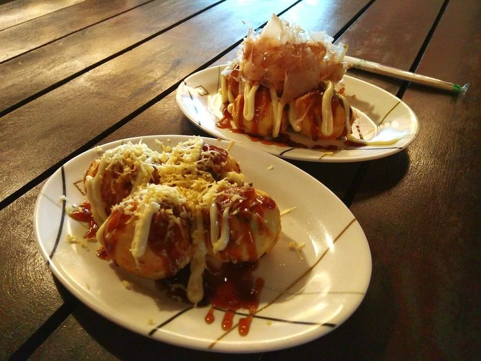 Takoyaki Plate Food And Drink Food Serving Size Takoyaki Takoyaki Ball TakoyakiLovers Takoyaki Party
