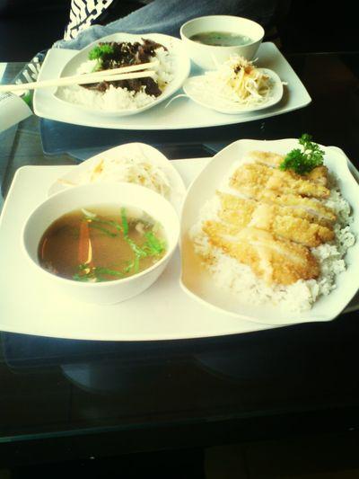 Chicken Katsu!! Enjoying Life
