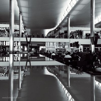 The Queen's Terminal - Heathrow Airport, England. The Traveler - 2015 EyeEm Awards Kateontheroad In The Terminal Traveling