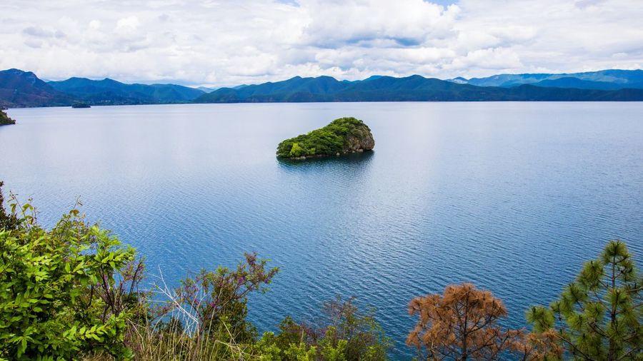 LuGu Lake Travel Beauty In Nature