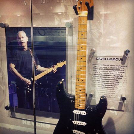 Posso morire felice David Gilmour Pink Floyd Guitarist Best  Guitar Play Sturo Waters Like4like