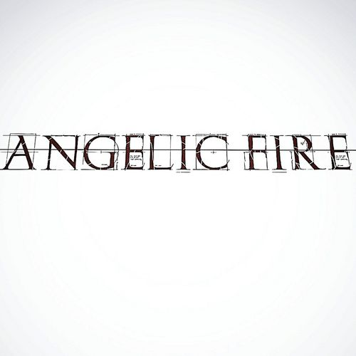 My bands new logo! AngelicFire ManchesterBand