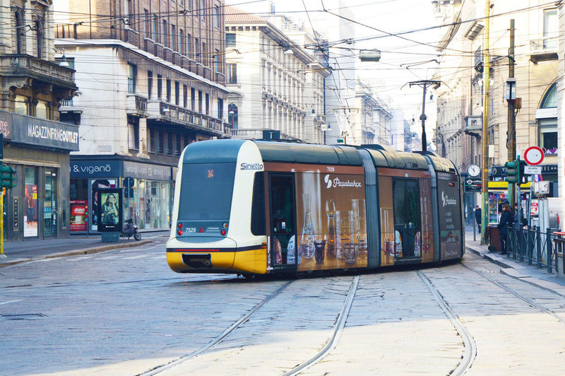 Architecture Building Exterior Built Structure City Day Italy Italy❤️ Milan Milan Italy Milan Tram Milan,Italy Milano Milanocity Outdoors Tram Tram 28 Tram Line Tram Lines Tram Portraits Tram Rails Tram Station  Tram Stop Tram Tracks Tram Ways Tramway