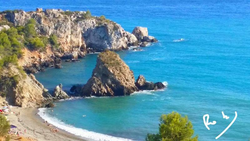 Nerja Mediterran SPAIN Robin Gracia