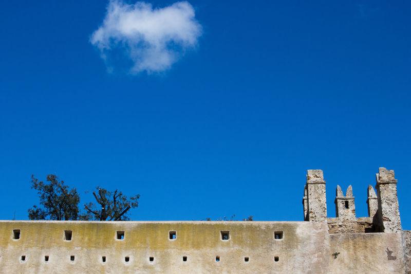 EyeEm Selects Blue Sky Lighthouse Wooden Post Mooring Post