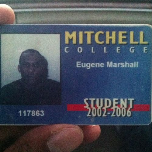 TBT  MitchellCollege StudentID 2002Only Braids lmfao ?????