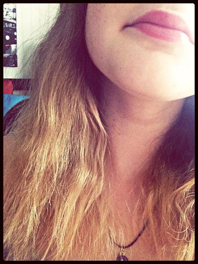 I'm fine. I smile. ❤️