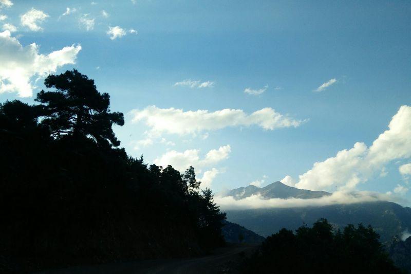 Mountains Light