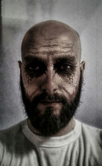 Joker Halloween Scary Why So Serious? Evil Killer Lunatic Maniac