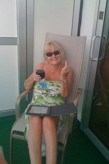 Mum MyMum Enjoying Life Respect Downtoearth Check This Out Funny Hello World Holiday Taking Photos