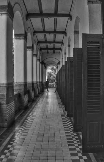 Lawang Sewu Semarang Indonesia Architecture Prespectives One Point Perspective EyeEm Gallery EyeEm Masterclass EyeEm The Week On EyeEm EyeEmNewHere
