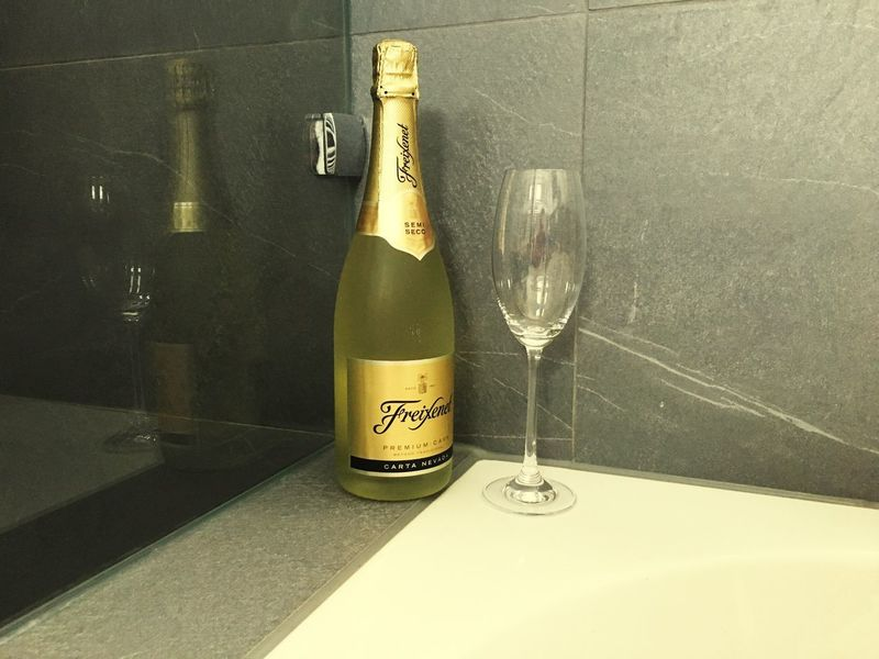 Champagne Champagne Lover Bathroom Bath Time Enjoying Life Champagne Glasses Only Me Freixenet