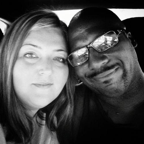 Me and my better half Enjoying Life Interraciallove Black & White Love ♥ Marriedlife