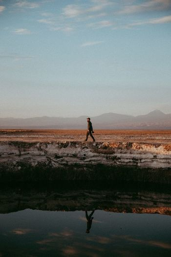 Portrait Desert