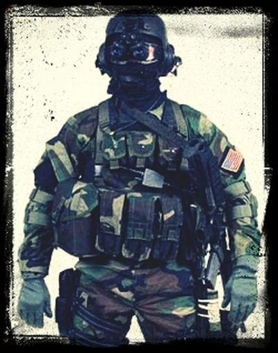 special forces USA That's Me