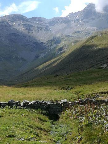 Mountain Landscape Cloud - Sky Nature Mountain Range Sky Scenics