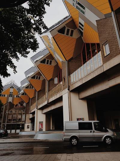 Cube House,