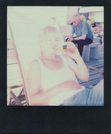 Real Polaroid Polaroid 1000 Impossible Project Polaroid Taking Photos Having Fun Taking Pictures Polaroid Pictures