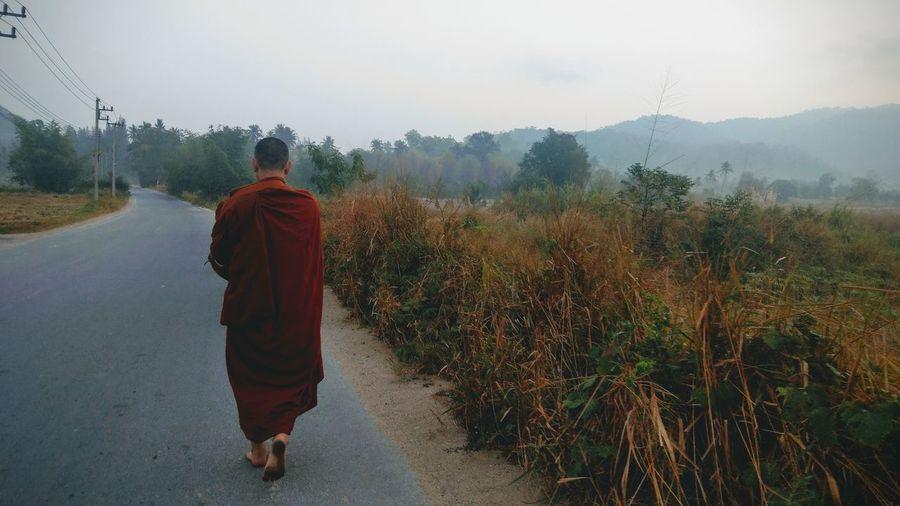 Pilgrimage Rope