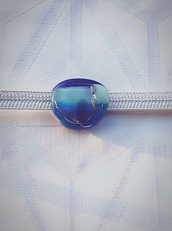 Traditional Craft Gold Leaf Sash Clip Obidome Glass Craft Handmade Crafts Handmade Jewellery Glass Art Japan