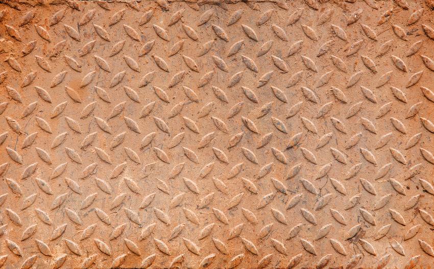Full Frame Shot Of Rusty Sheet Metal