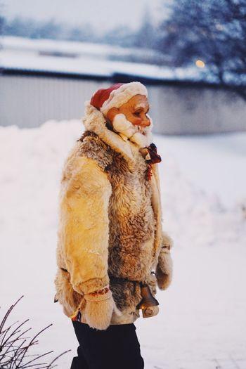 Santa spotting