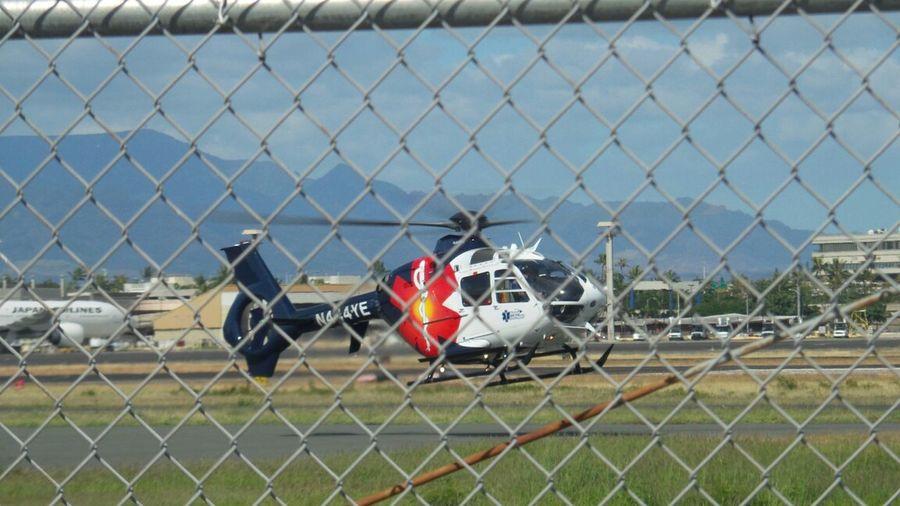 medivac Medivac Hawaii Life Flight Helicopter