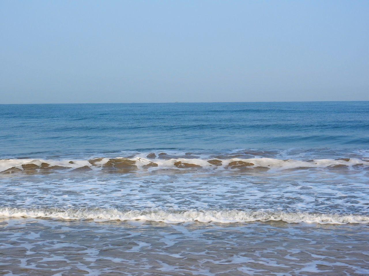 Sea Blue water