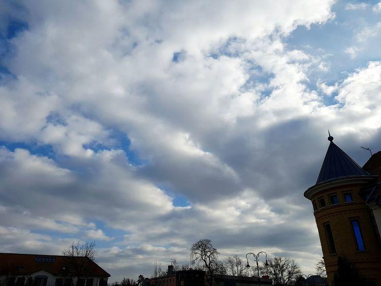 Cloud Cloud And Sky Clound And Sky Felhők