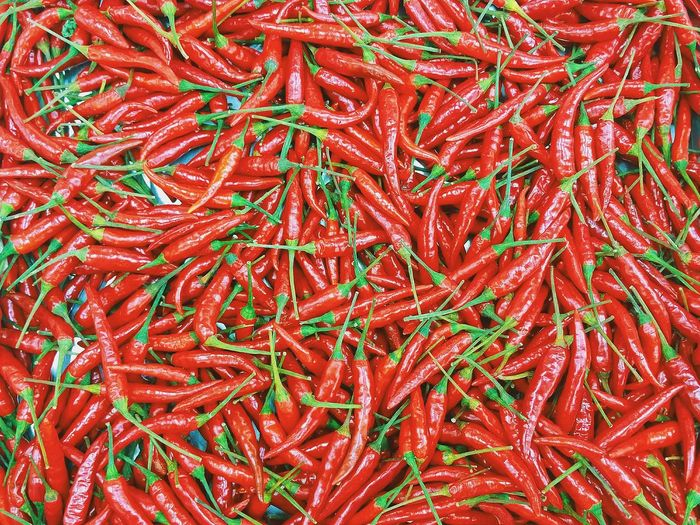 Red Chillies Chillies Ingredient Ingredients Food Photography Food Market Red And Green Red Hot Hot Food Spicy Food Spicy Ingredient Red Hot Bird Eye Chillies