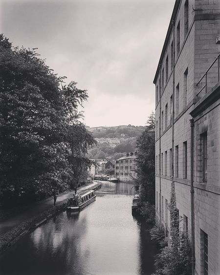 Hebden Bridge Hebdenbridge Hebden Bridge Canals And Waterways Canalboat First Eyeem Photo