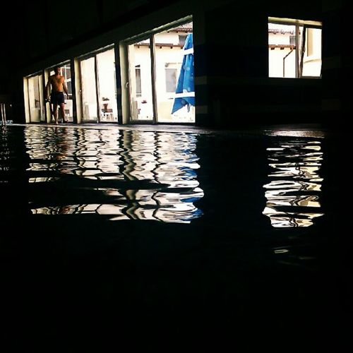 Reflections Instagram Instaphoto Photography Dailyphoto photooftheday picoftheday mobilephoto htclegend pool reflection swimming light Breaza