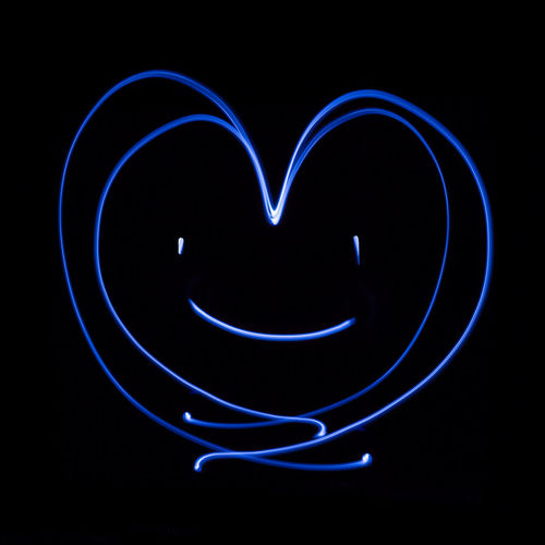 Smiling heart Abstract B Concept Design Effect Flu Glow Happy Happyness Heart ❤ Ideas Light LINE Long Exposure Love ♥ Neon Lights Smile❤ Smiling Heart Smiling Is My Addiction ❤✌ Symbol Valentine's Day
