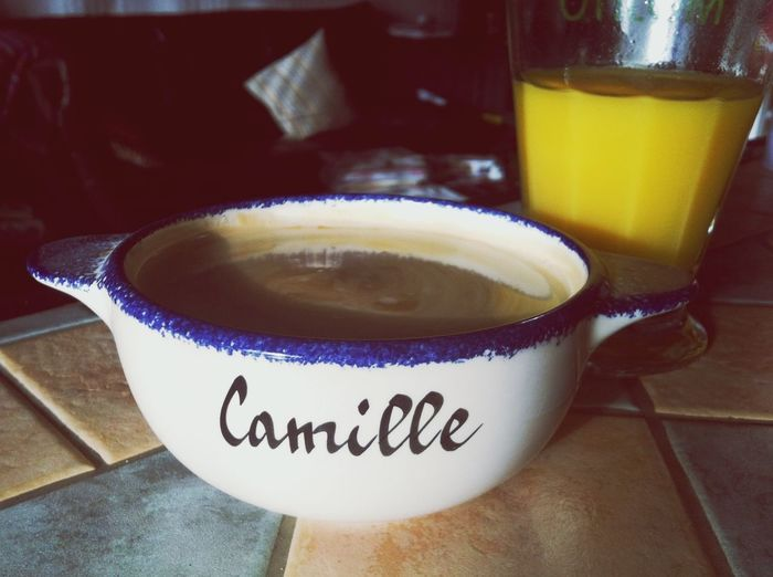 So French Breakfast Call Me Camille