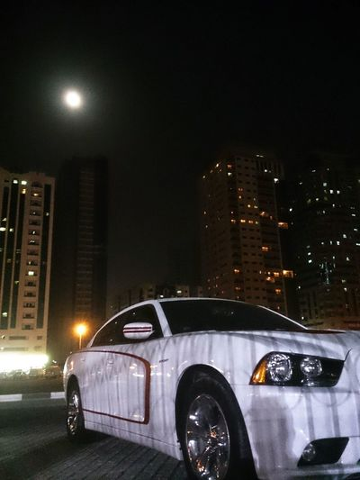 Hz339 Full Moon Nice Car Streamzoofamily