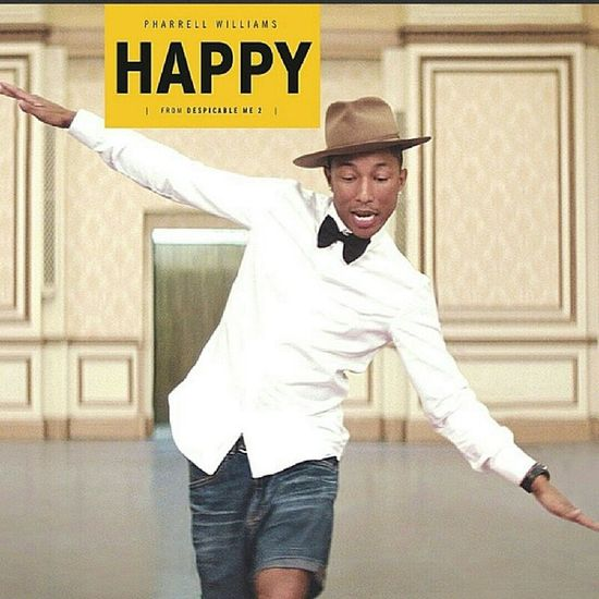 Cause I'm happyyyyyy ??? Songza Happy Pharrellwilliams