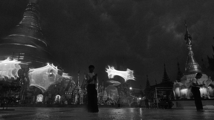 Temples Yangon,