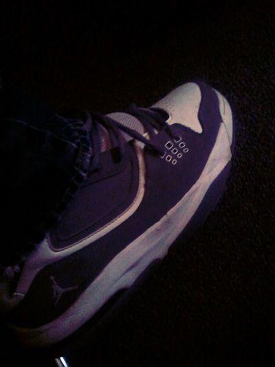 Kicks That I'm Walking In .