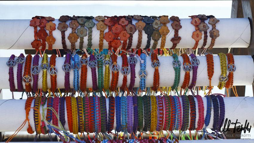 Braccialetti Choice Fashion Multi Colored Peace & Love Summer Variation Week On Eyeem