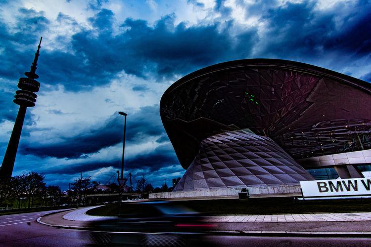 BMW Museum City