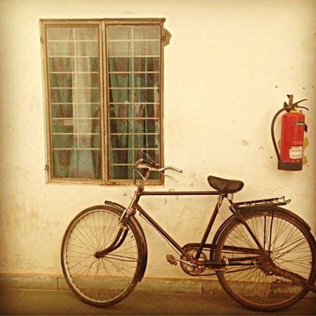 Bicycles Vintage Bicycles India Dehli Noida Walls OpenEdit City Urbanexplorer The Street Photographer - 2015 EyeEm Awards