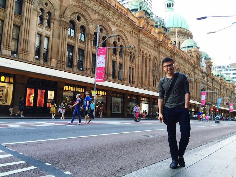 That's Me TriShot TriShot Photography Sydney Travelling Street On My Way Vietnamese That's Me