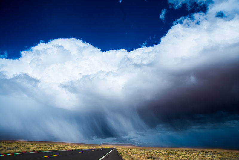 be rained spot in front of me Beauty Cloud Beauty In Nature Blue Cloud - Sky Day Desert DSLR Photography EyeEm Best Shots EyeEm Gallery EyeEm Nature Lover Huge Clouds Landscape Nature No People Outdoors Rained Road Scenics Sky Stormy Tranquil Scene EyeEmNewHere