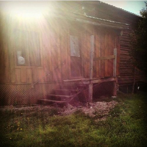 Creative Light And Shadow Country Living Loghouse On The Farm Memories