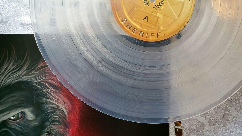 Wolfcop Vinyl Records Soundtrack
